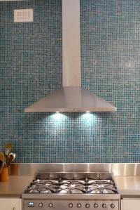 Turquoise mosaics