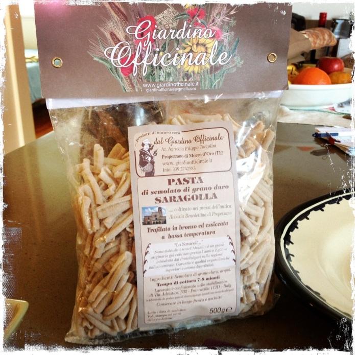 Saragolla Pasta