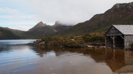 The Boat Shed, Dove Lake, Cradle Mountain National Park