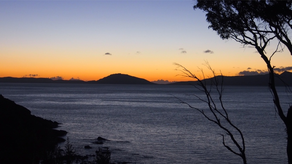 Freycinet Sunset