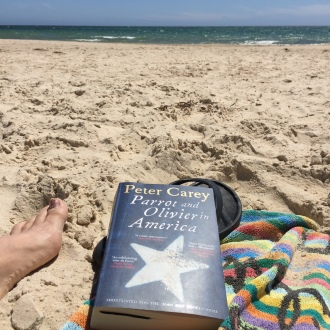 Beach day - good reads