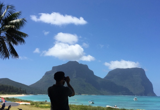 That view!