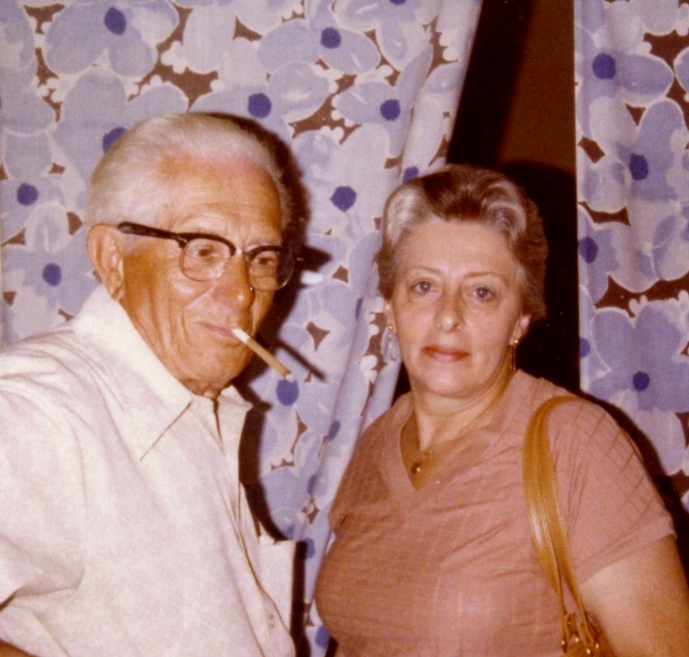 LJP Mom with pop pop